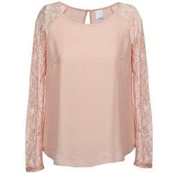 Vêtements Femme Tops / Blouses Vero Moda REAL Rose