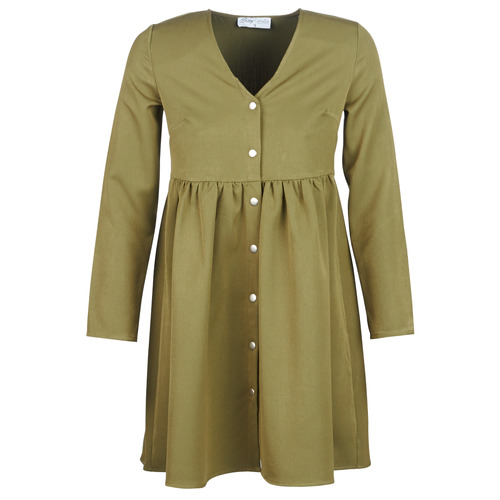 Vêtements Femme Robes courtes Betty London J.PRETTY TIME Kaki