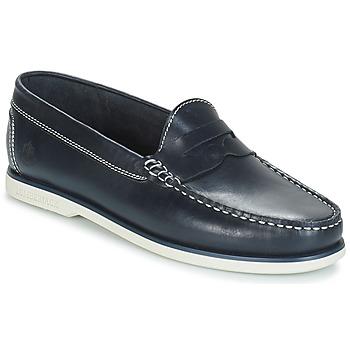 Chaussures Homme Mocassins Lumberjack NAVIGATOR Marine