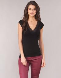 Vêtements Femme Tops / Blouses Morgan DTAG Noir