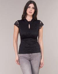 Vêtements Femme Tops / Blouses Morgan DNEMA Noir