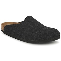 Chaussures Mules Birkenstock AMSTERDAM Gris