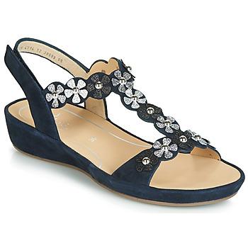 Chaussures Femme Sandales et Nu-pieds Ara CAP-HS Noir