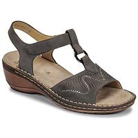 Chaussures Femme Sandales et Nu-pieds Ara KEY-WE Marron