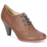 Chaussures Femme Low boots Terra plana GINGER ANKLE Marron