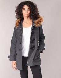 Vêtements Femme Manteaux Casual Attitude HAIELL Gris