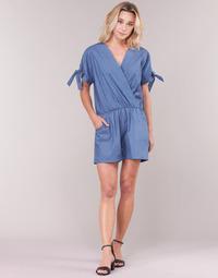 Vêtements Femme Combinaisons / Salopettes Molly Bracken MOLLIOTETTE Bleu