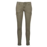 Vêtements Femme Pantalons cargo Le Temps des Cerises ARMY Kaki