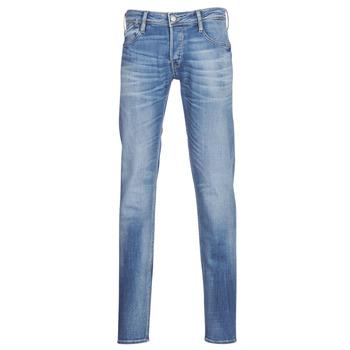 Vêtements Homme Jeans slim Le Temps des Cerises 711 Bleu medium
