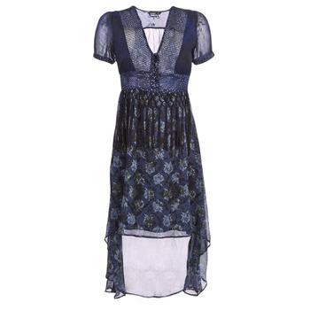 Vêtements Femme Robes longues Desigual MINALI Marine