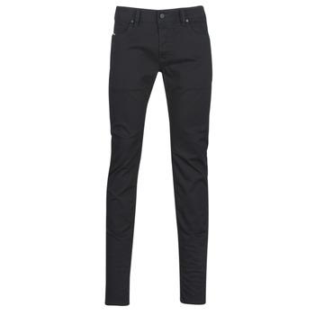 Vêtements Homme Jeans skinny Diesel SLEENKER Noir 069EI