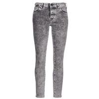 Vêtements Femme Jeans slim Diesel BABHILA Gris 069FK