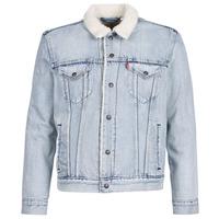 Vêtements Homme Vestes en jean Levi's TYPE 3 SHERPA TRUCKER Stonebridge Sherpa Trucker