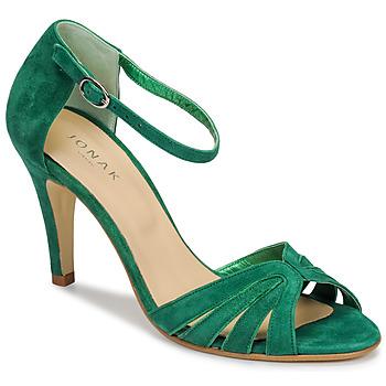 Chaussures Femme Sandales et Nu-pieds Jonak DONIT Vert