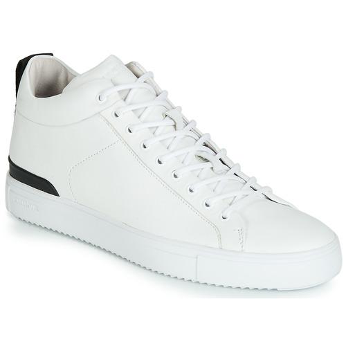 Chaussures Homme Baskets basses Blackstone RM14 Blanc