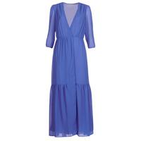 Vêtements Femme Robes longues See U Soon GARAGADE Bleu