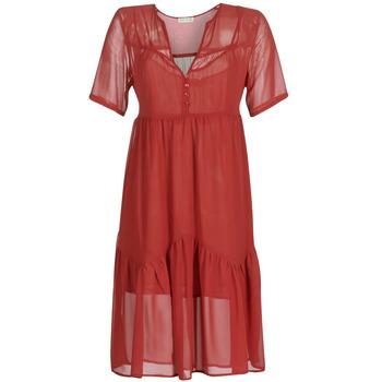 Vêtements Femme Robes courtes See U Soon GARAGACE Rouge