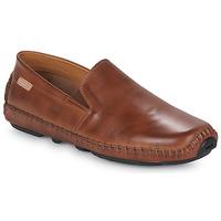 Chaussures Homme Mocassins Pikolinos JEREZ Marron
