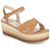 Chaussures Femme Sandales et Nu-pieds MTNG SOCOTRA3 Marron
