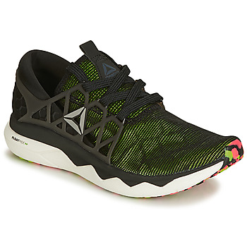Chaussures Homme Fitness / Training Reebok Sport FLOATRIDE RUN FLEXWEAVE Noir
