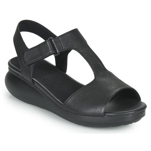 Chaussures Femme Sandales et Nu-pieds Camper BALLOON SALOME Noir