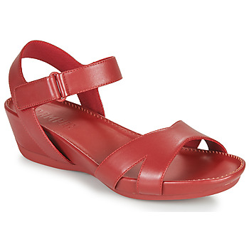 Chaussures Femme Sandales et Nu-pieds Camper Micro Rouge