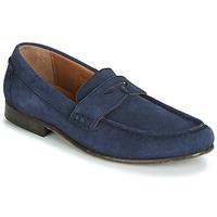 Chaussures Homme Mocassins Hudson SEINE Bleu