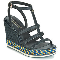Chaussures Femme Sandales et Nu-pieds Tommy Hilfiger VANCOUVER 7A Marine