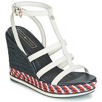Chaussures Femme Sandales et Nu-pieds Tommy Hilfiger VANCOUVER 7A Blanc