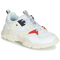 Chaussures Femme Baskets basses Tommy Hilfiger BILLY 1C Blanc