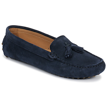 Chaussures Femme Mocassins Casual Attitude JALAYALE Marine