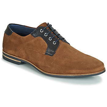Chaussures Homme Derbies Casual Attitude JALAYACE Camel