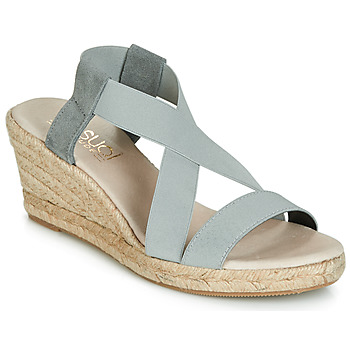 Chaussures Femme Sandales et Nu-pieds Casual Attitude JALAYEBE Gris