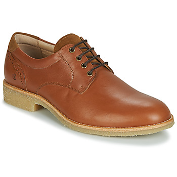 Chaussures Homme Derbies Casual Attitude JALAYINE Cognac
