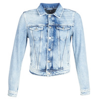 Vêtements Femme Vestes en jean Pepe jeans CORE Bleu Clair MD0
