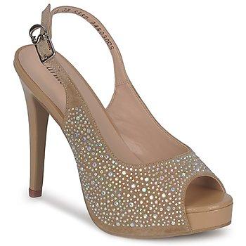 Chaussures Femme Sandales et Nu-pieds Carmen Steffens NIMEA Marron