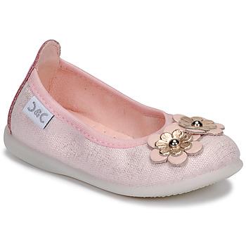 Chaussures Fille Ballerines / babies Citrouille et Compagnie JATAMAL Rose