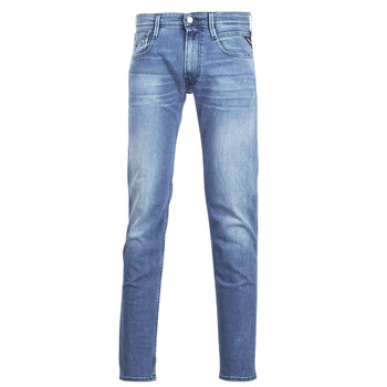 Vêtements Homme Jeans slim Replay ANBASS Bleu Medium 010