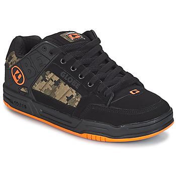 Chaussures Homme Baskets basses Globe TILT Noir / Orange
