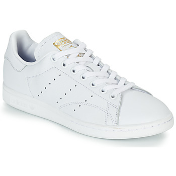 Chaussures Femme Baskets basses adidas Originals STAN SMITH W Blanc