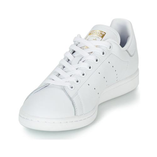 Originals W Smith Stan Blanc Adidas 0OPNyvwm8n