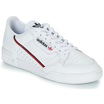 Chaussures Baskets basses adidas Originals CONTINENTAL 80 Blanc