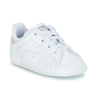 Chaussures Fille Baskets basses adidas Originals STAN SMITH CRIB Blanc