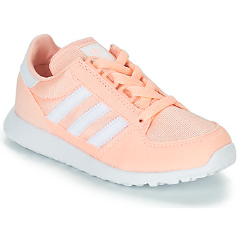 Chaussures Fille Baskets basses adidas Originals OREGON Rose