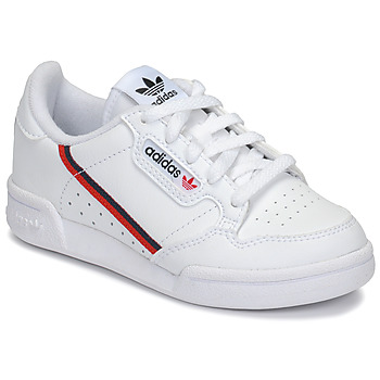 Chaussures Enfant Baskets basses adidas Originals CONTINENTAL 80 C Blanc