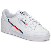 31e703669e5a1 Chaussures Enfant Baskets basses adidas Originals CONTINENTAL 80 J Blanc