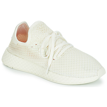 Chaussures Baskets basses adidas Originals DEERUPT RUNNER Blanc