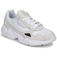 Chaussures Femme Baskets basses adidas Originals FALCON W Blanc