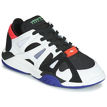 Chaussures Homme Baskets basses adidas Originals DIMENSION LO Blanc / noir