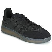 Chaussures Homme Baskets basses adidas Originals SAMBA RM Noir